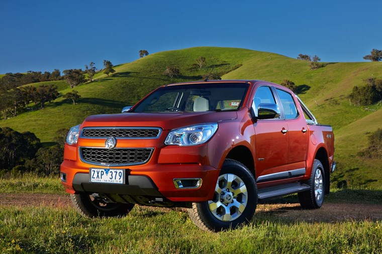 Holden Colorado Latest Prices Best Deals