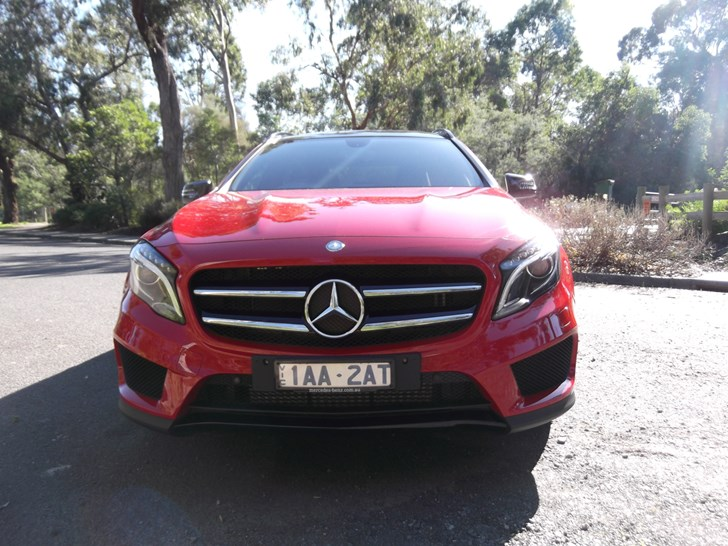 Compact Suv Australia >> Review - Mercedes-Benz GLA 200 CDI Review and Road Test