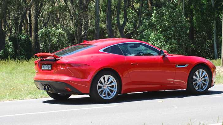 review jaguar f type s coupe review and road test. Black Bedroom Furniture Sets. Home Design Ideas