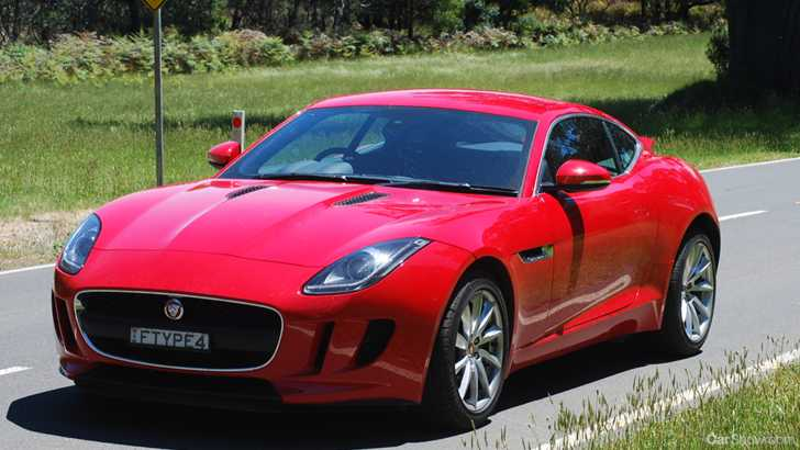 Review Jaguar FTYPE S Coupe Review And Road Test - 2015 jaguar f type s