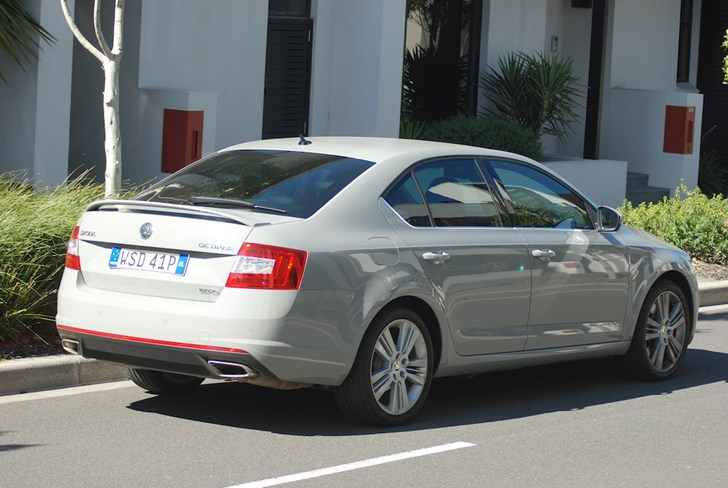 Volkswagen Group Latest Models >> Review - Skoda Octavia RS Sedan Review and Road Test