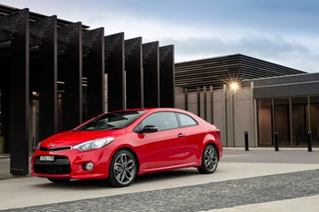 2015 KIA CERATO 2D COUPE KOUP TURBO