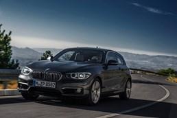 2015 BMW 1