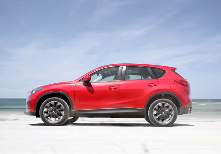 Review - 2015 Mazda CX-5 Review and First Drive