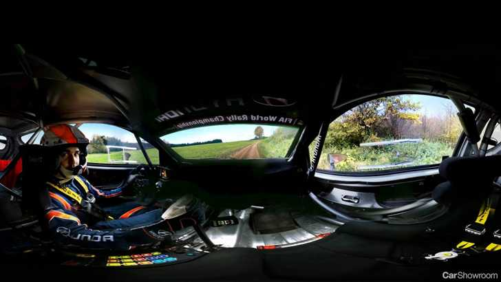 News Get In The Seat Of Hyundai I20 World Rally Car