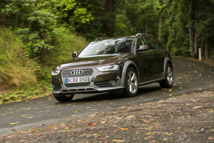 Review 2015 Audi A4 Allroad Quattro Review And First Drive