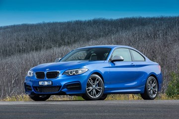 2015 BMW 2 2D COUPE M235i