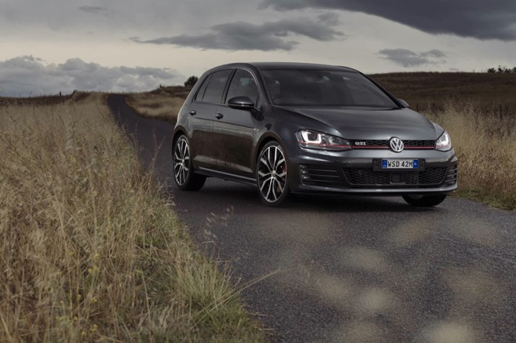 2015 VOLKSWAGEN GOLF 5D HATCHBACK GTi PERFORMANCE