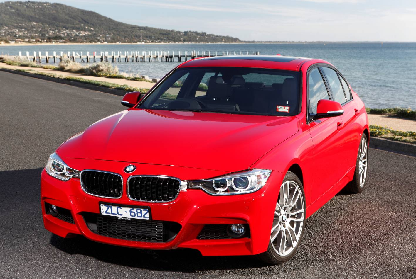 News - 2015 BMW 3-Series Pricing and Specs