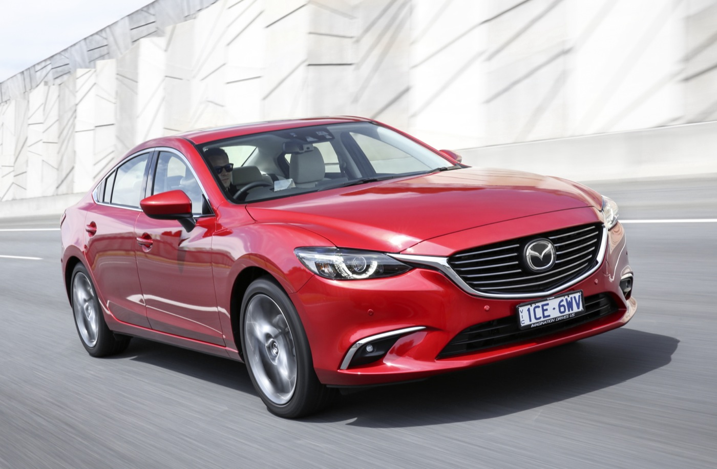 news 2015 mazda6 sedan and wagon pricing and specs. Black Bedroom Furniture Sets. Home Design Ideas