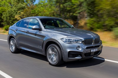 Review 2015 Bmw X6 Review And First Drive