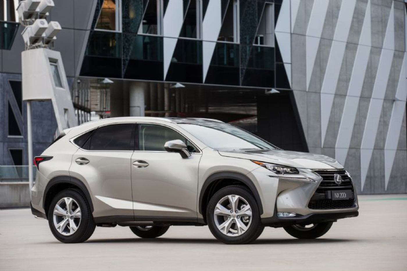 Review Lexus Nx 200t Review And First Drive