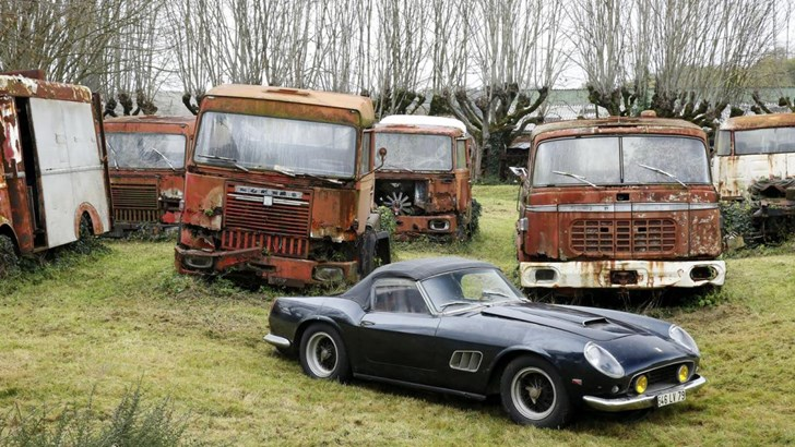 News The Baillon Collection A Real Barn Find