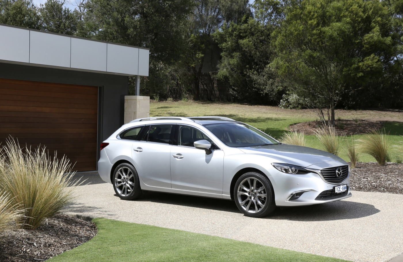 review 2015 mazda6 review and first drive. Black Bedroom Furniture Sets. Home Design Ideas