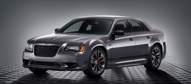 2015 CHRYSLER 300 4D SEDAN