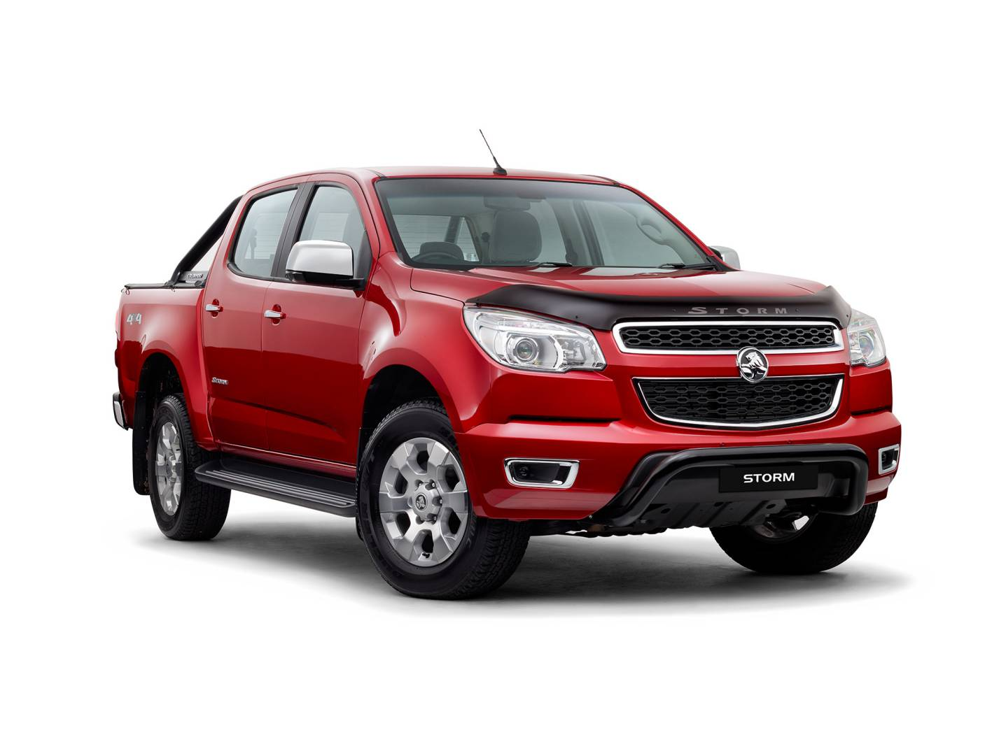 News - 2015 Holden Colorado Storm