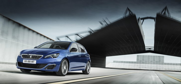 news - peugeot 308 gt petrol and diesel gt models pricing and specs