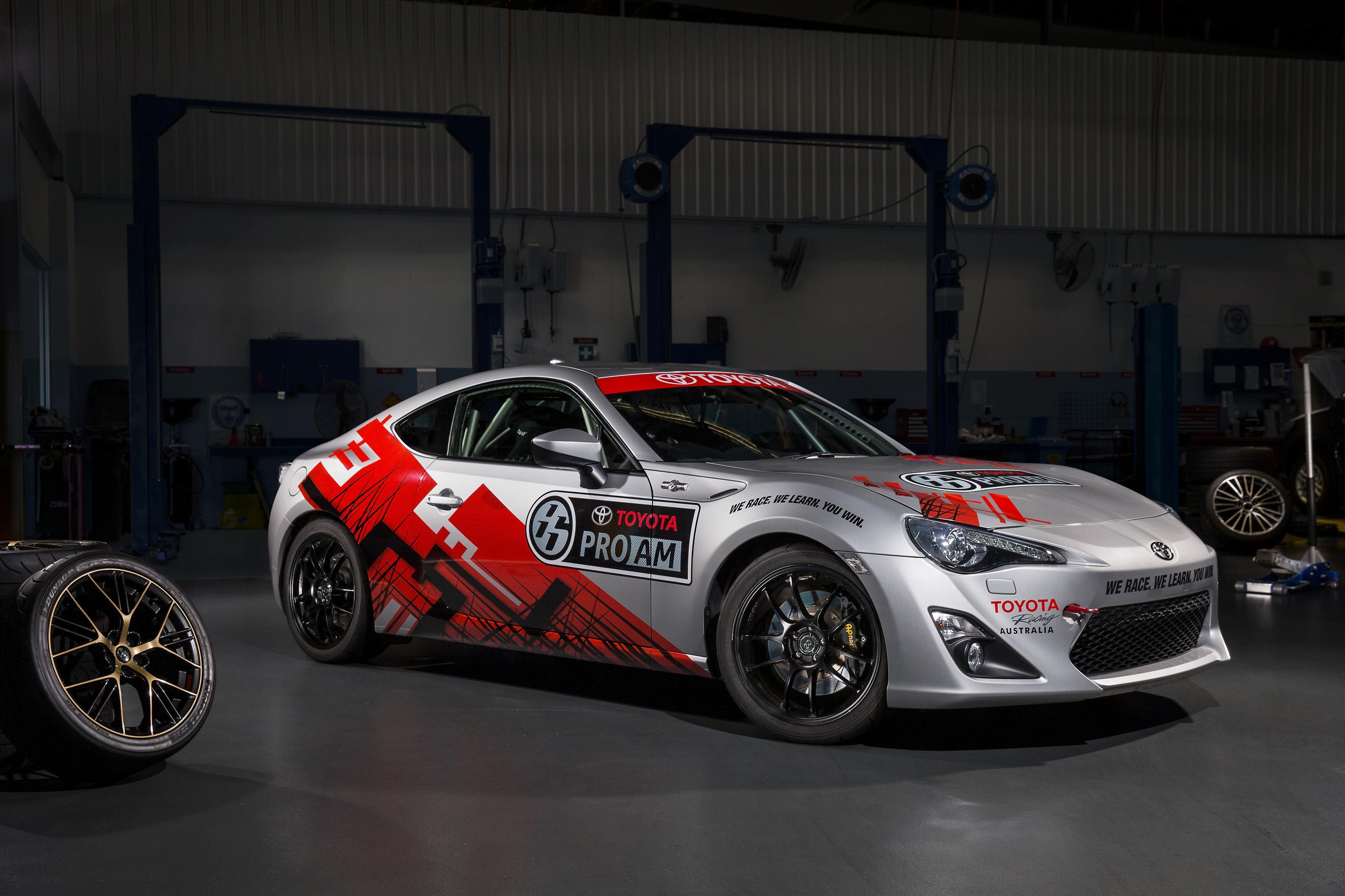 News Toyota Joins V8 Supercars