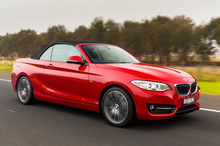Review - BMW 2 Series Convertible Review and First Drive