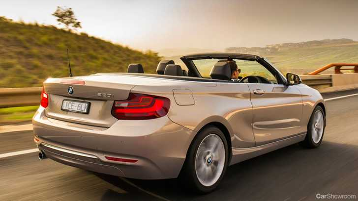 Review BMW Series Convertible Review And First Drive - Bmw 2 door convertible