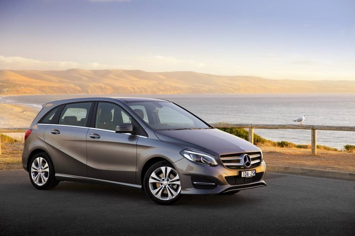 News - 2015 Mercedes-Benz B-Class Updated Price and Specs