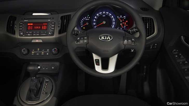 review kia sportage si premium review. Black Bedroom Furniture Sets. Home Design Ideas