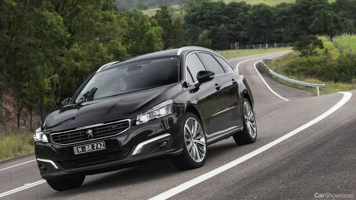 review - 2015 peugeot 508 review