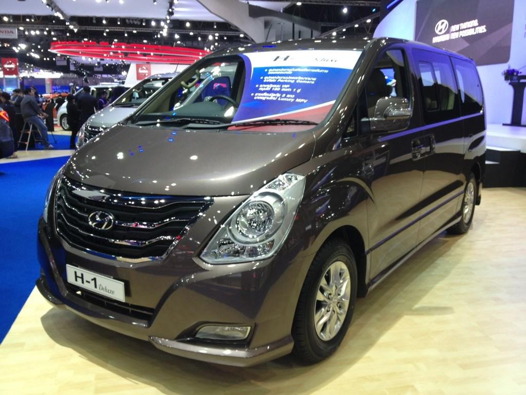 2018 hyundai imax. modren 2018 bangkok motor show to 2018 hyundai imax carshowroom
