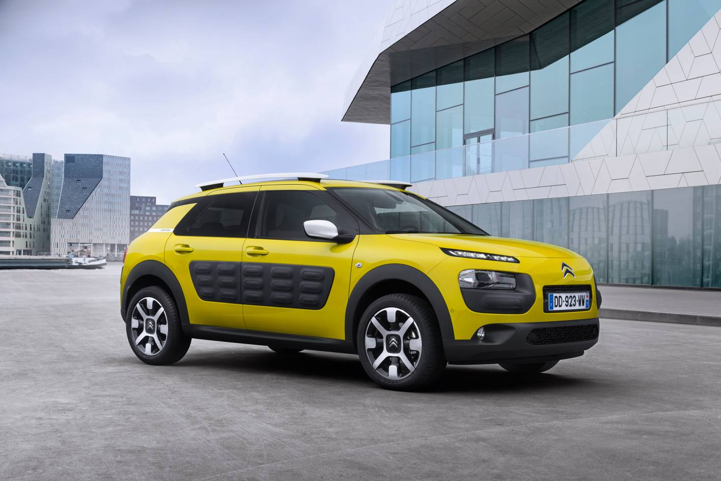 news citroen cactus suv to arrive in 2016. Black Bedroom Furniture Sets. Home Design Ideas