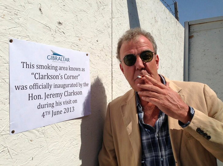 News Jeremy Clarkson Sacked From Top Gear