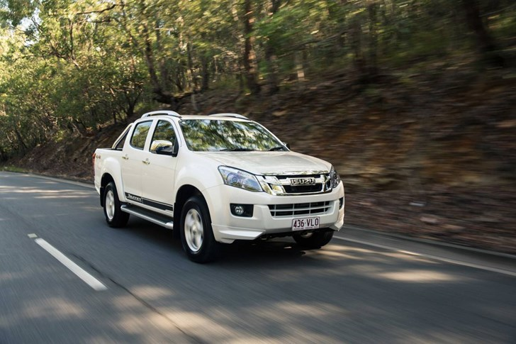 Wonderful News  2015 Isuzu XRUNNER DMAX Limited Edition