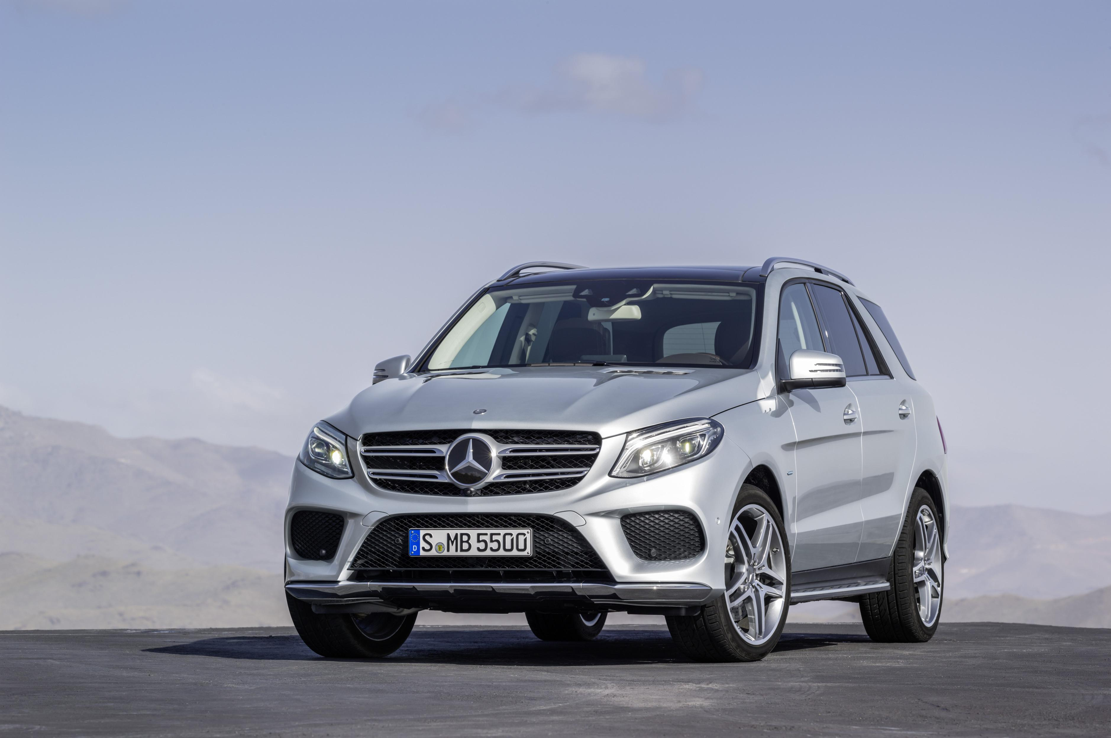 News Mercedes Benz Gle 500e For New York