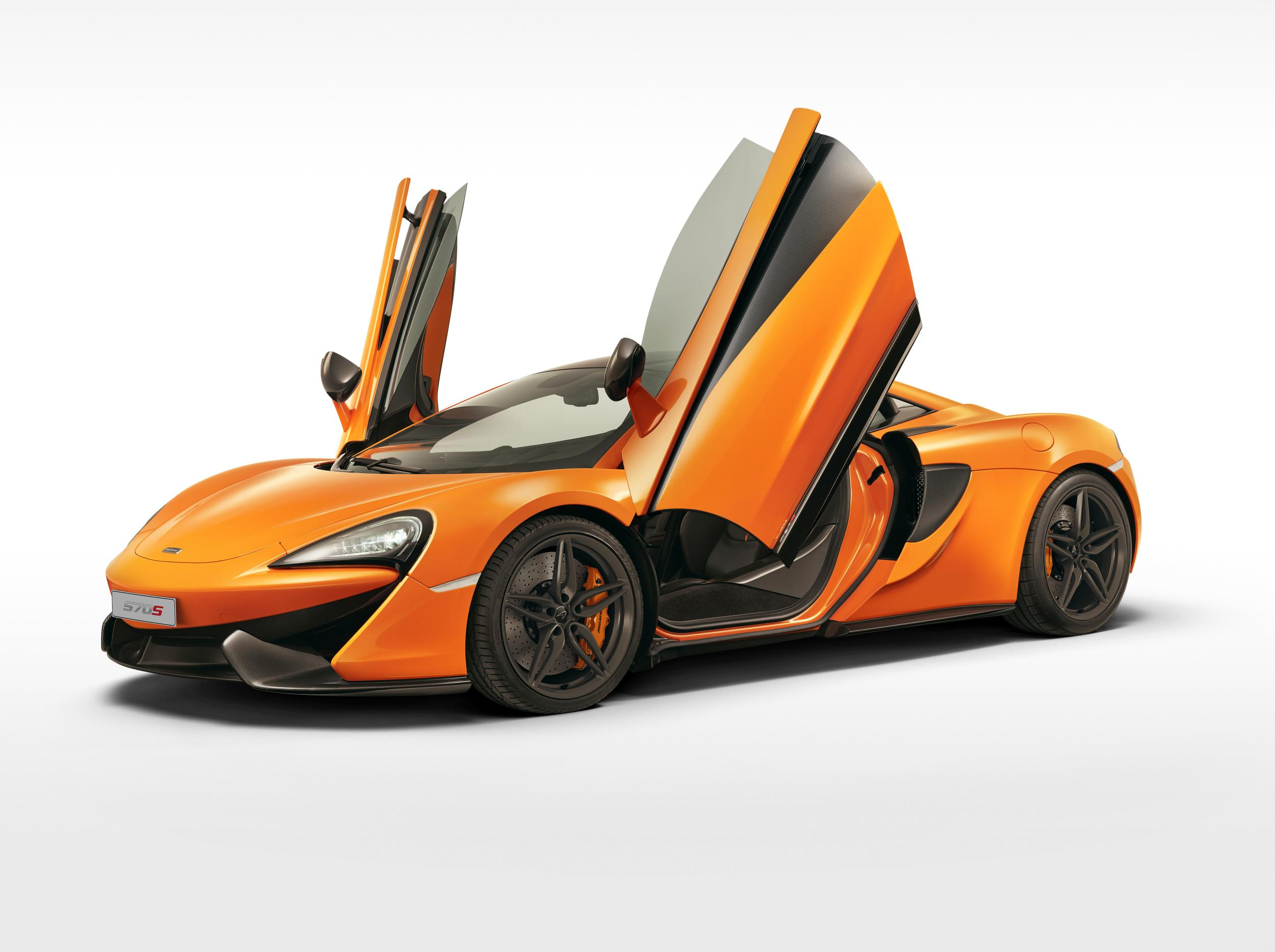News - Entry Level McLaren 570S Launched In New York