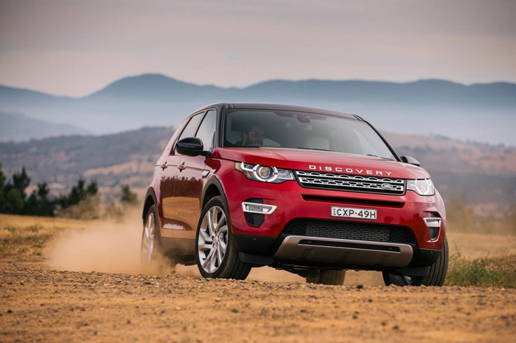 Review Land Rover Discovery Sport Review And First Drive