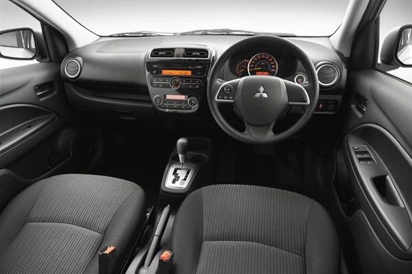 Review - 2015 Mitsubishi Mirage Sedan and Hatch Review | CarShowroom.com.au