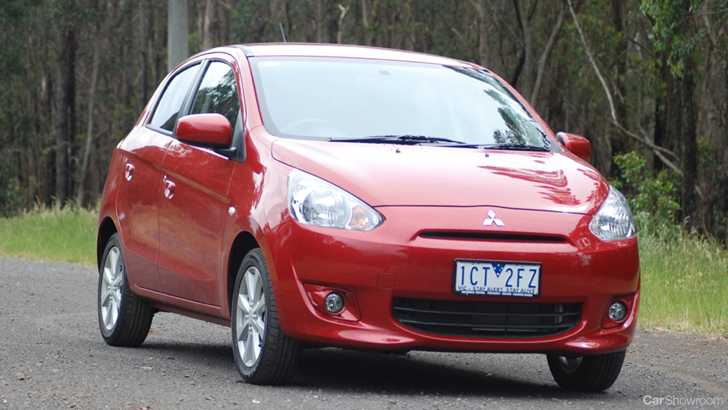 review - 2015 mitsubishi mirage sedan and hatch review