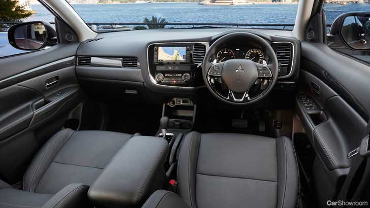 Review - 2016 Mitsubishi Outlander Review and First Drive