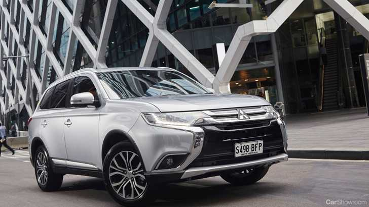 Review 2016 Mitsubishi Outlander Review And First Drive