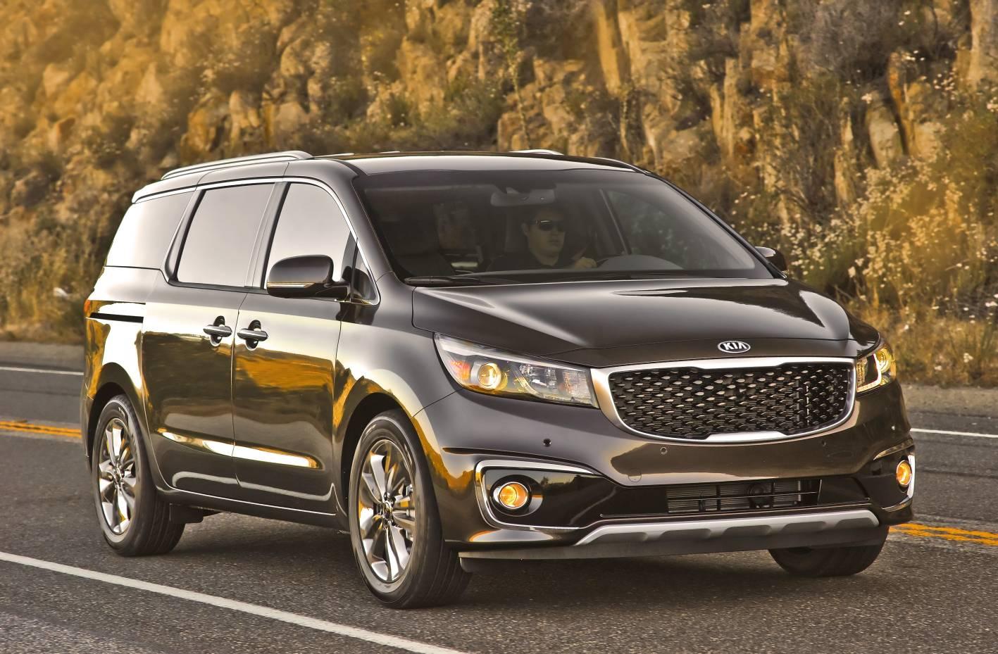Five Star Hyundai >> News - Maximum Five-Star Safety Rating For Kia Carnival