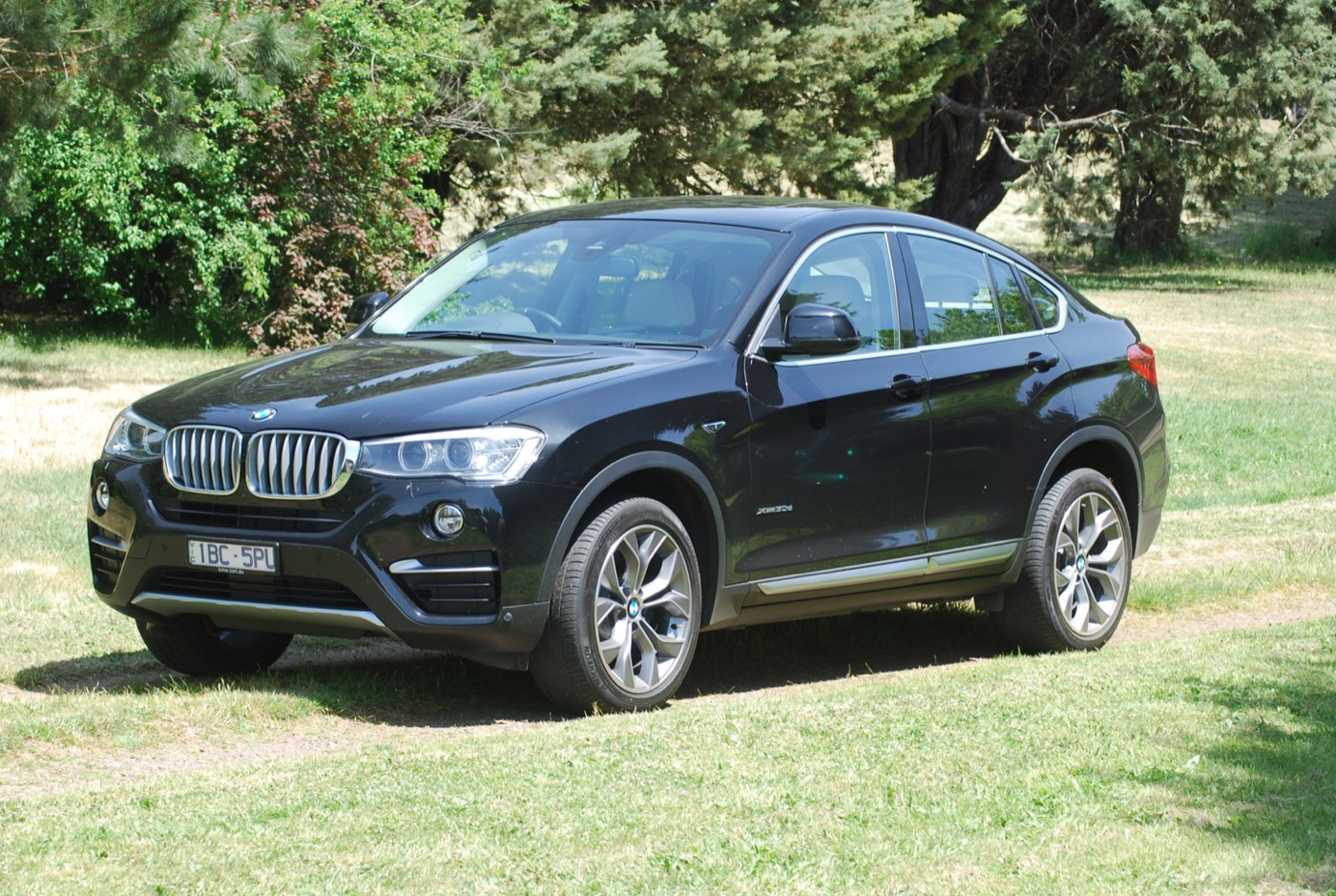 Review 2015 Bmw X4 Xdrive30d Review