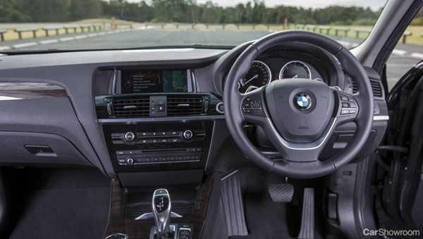 2015 BMW X4 5D COUPE XDRIVE 30d