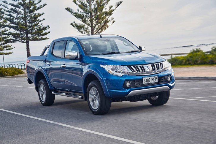 Review 2015 Mitsubishi Triton Review And First Drive