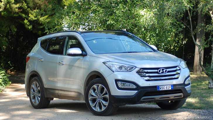 True Car Price Hyundai Santa Fe