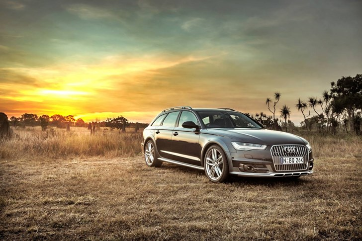 Review 2015 Audi A6 Allroad Quattro Review