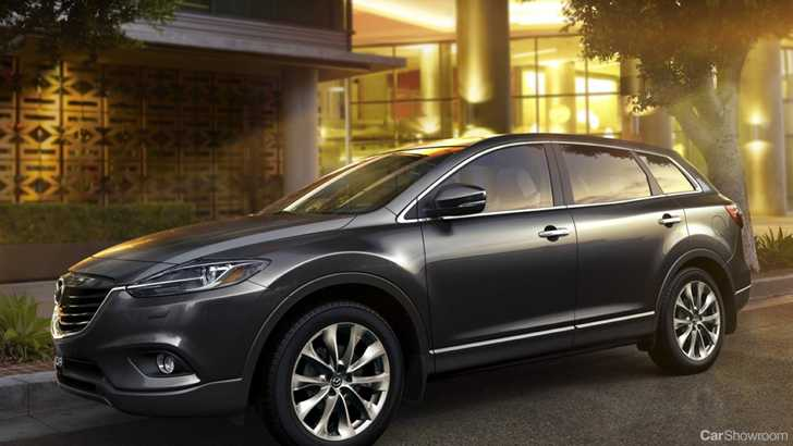 review - 2015 mazda cx-9 review and road test