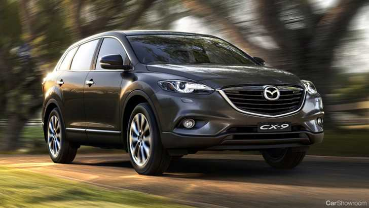 review 2015 mazda cx 9 review and road test. Black Bedroom Furniture Sets. Home Design Ideas