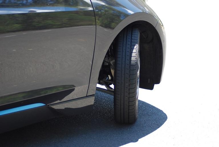 2015 BMW I3 4D HATCHBACK