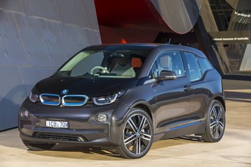 2015 BMW I3 4D HATCHBACK