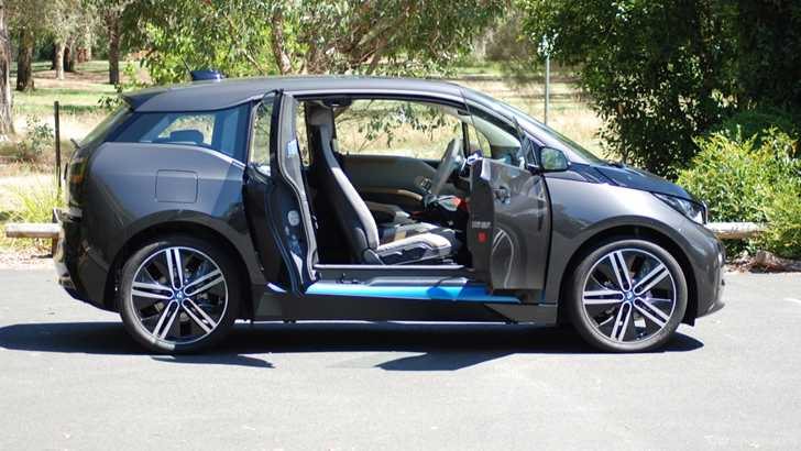 2014 bmw i3 rex range extended electric car owned by tom