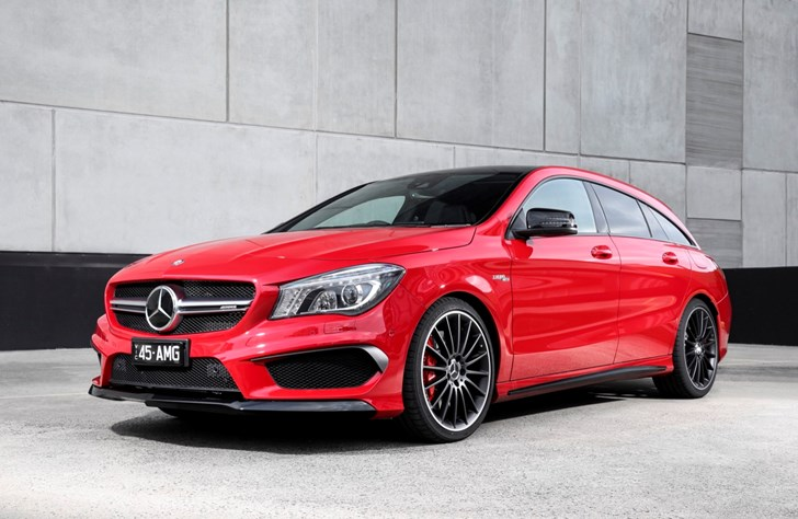 Review Mercedes Benz Cla Shooting Brake Review And Road Test